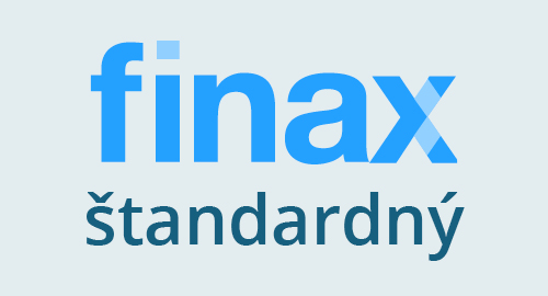 Banner Finax štandardný